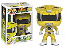 Фигурка POP! Vinyl: Power Rangers: Yellow Ranger 10310