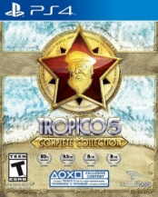 Tropico 5: Complete Collection (PS4)