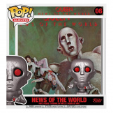 Фигурка Funko POP Albums: Queen – News of the World (MT) (53081)