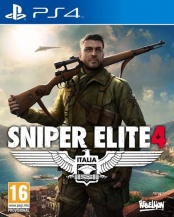 Sniper Elite 4 (PS4) (GameReplay)