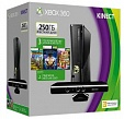 Скриншот Xbox 360 Slim 250GB Kinect Bundle Комплект: Консоль + Сенсор + Fable The Journey + Wreсkateer, 1
