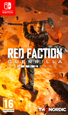 Red Faction Guerrilla ReMarstered (Nintendo Switch)