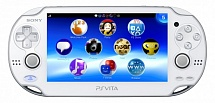 PS Vita Wi-Fi White