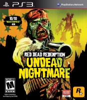 Red Dead Redemption: Undead Nightmare (PS3) (GameReplay)