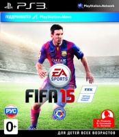 FIFA 15 (PS3) (GameReplay)