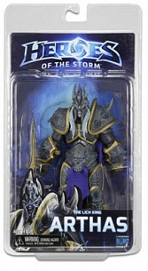 Фигурка Heroes Of The Storm. Arthas