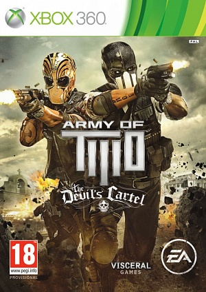 Army of Two: The Devil's Cartel (Xbox 360) (GameReplay) от GamePark.ru