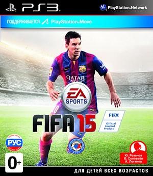 FIFA 15 (PS3) (GameReplay) фото