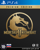 Mortal Kombat 11. Premium Edition (PS4)