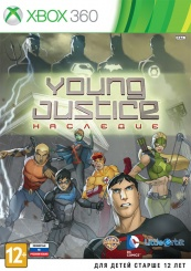 Young Justice: Наследие (Xbox360)