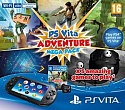 Скриншот PS Vita Slim Wi-Fi + 5 игр + Memory Card 8Gb, 1