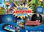 PS Vita Slim Wi-Fi + 5 игр + Memory Card 8Gb