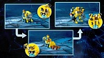 Скриншот LEGO Dimensions Fun Pack - Lego Movie (Emmet, Emmet's Excavator), 1