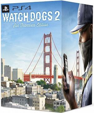 "Watch Dogs 2. Коллекционное издание ""Сан-Франциско"" (PS4)"