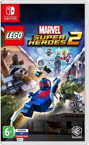 LEGO Marvel Super Heroes 2 (Switch) фото