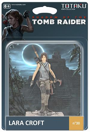 Фигурка Totaku – Shadow of the Tomb Raider: Lara Croft фото