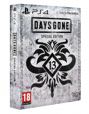 Days Gone (Жизнь после). Special Edition (PS4)