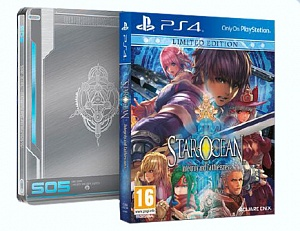 Star Ocean V Integrity and Faithlessnes Специальное издание (PS4)