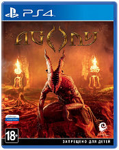 Agony (PS4) (GameReplay)