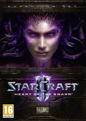 StarCraft 2: Heart of the Swarm (PC)