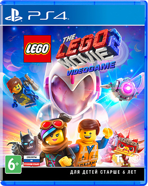 The LEGO Movie 2: Videogame (PS4) фото