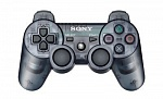 Скриншот Controller Wireless Dual Shock 3 Grey (PS3), 1