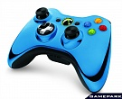 Скриншот Controller Wireless R Chrome Series Blue, 3
