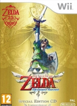 The Legend of Zelda: Skyward Sword Специальное издание (Wii)