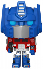 Фигурка Funko POP Transformers – Optimus Prime (Exc) (54610)