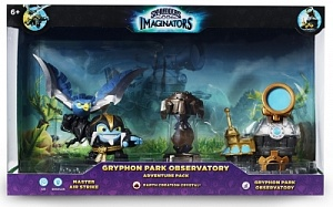 Набор Skylanders Imaginators Adventure Pack №1 (Сэнсэй Air Strike/кристалл Earth/Observatory). от GamePark.ru