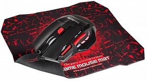 Игровой проводной комплект Marvo M315+G1 (мышь, коврик)