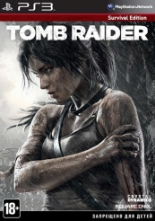 Tomb Raider. Survival Edition (PS3)
