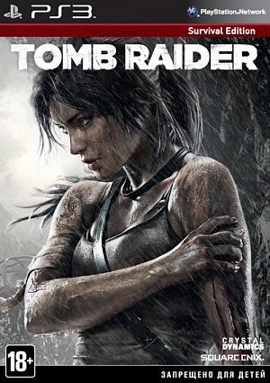 Tomb Raider. Survival Edition (PS3)