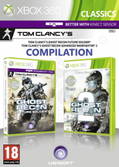 Tom Clancy's Ghost Recon Future Soldier + Ghost Recon Advanced Warfighter 2 (XBox360)