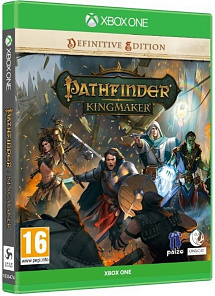 Pathfinder: Kingmaker. Definitive Edition (Xbox One)