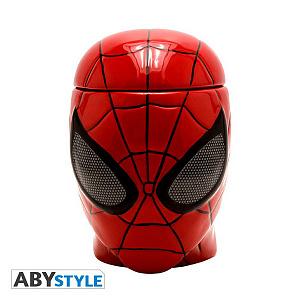 Кружка Marvel Mug 3D – Spider-man x2 фото
