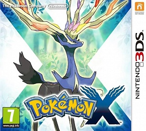Pokemon X (3DS) от GamePark.ru