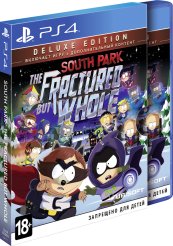 South Park: The Fractured but Whole. Deluxe Edition (PS4)