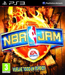 NBA Jam (PS3) (GameReplay)