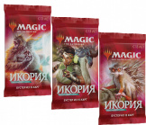 Бустер Magic The Gathering: Икория – Логово Исполинов (на русском языке)
