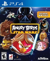 Angry Birds Star Wars (PS4) (GameReplay)