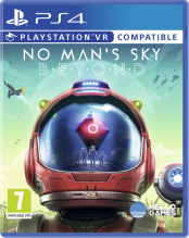 No Man's Sky. Beyond (поддержка VR) (PS4)