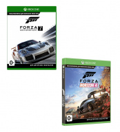 Сборник Forza Motorsport 7 + Forza Horizon 4 (Xbox One) (Код активации)