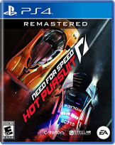 Need for Speed Hot: Pursuit – Remastered (PS4)