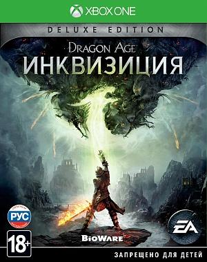 Dragon Age: Инквизиция Deluxe Edition (Xbox One) от GamePark.ru