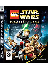 LEGO Star Wars: The Complete Saga (PS3) (GameReplay)