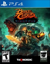 BattleChasers: Night war (PS4)