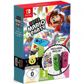Комплект: игра Super Mario Party + два контроллера Joy-Con (Nintendo Switch)