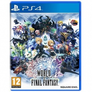 World of Final Fantasy стандартное издание (PS4)