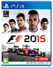 F1™ 2015 (PS4) (GameReplay)